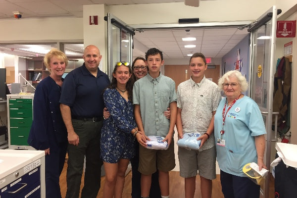 B'nai Mitzvah Project to Donate The Zakys to Jersey Shore University Medical Center