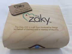 The Zaky ZAK gift for NICUs that celebrate Kangaroo Care Day