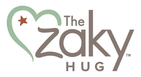The Zaky HUG logo