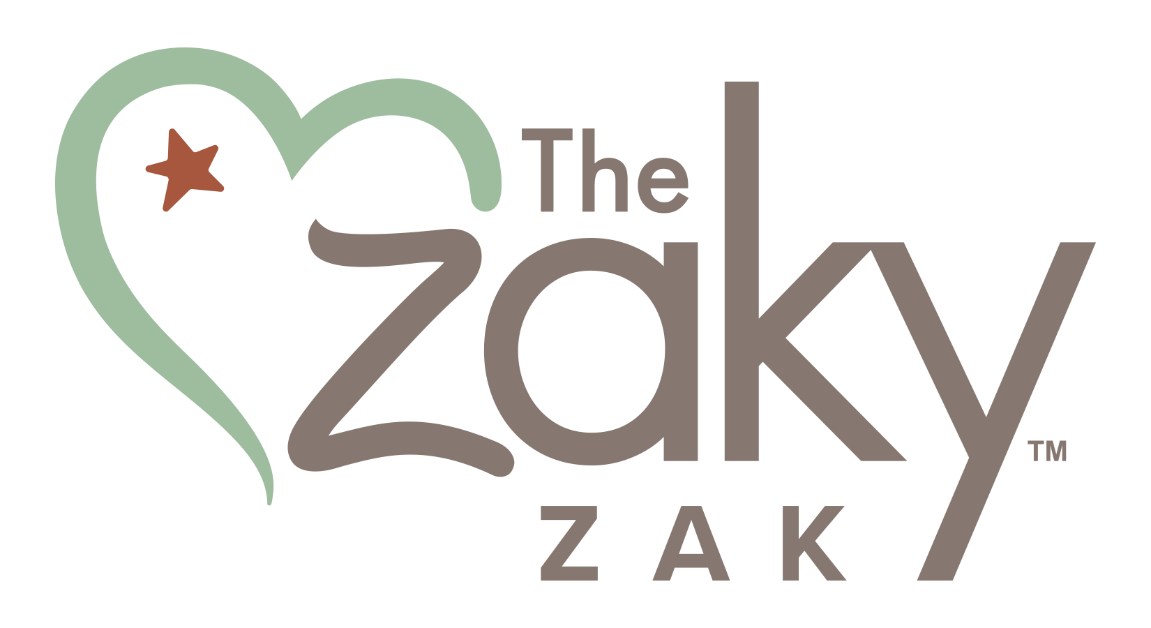 The Zaky ZAK logo