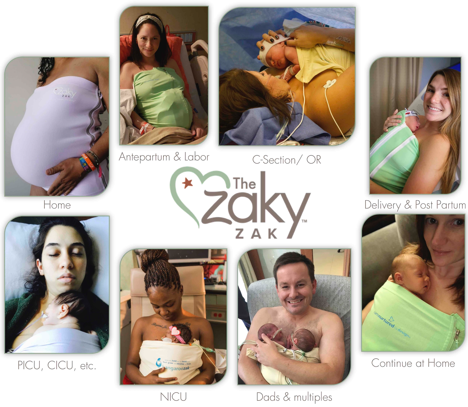 The Zaky ZAK Birthing Experience