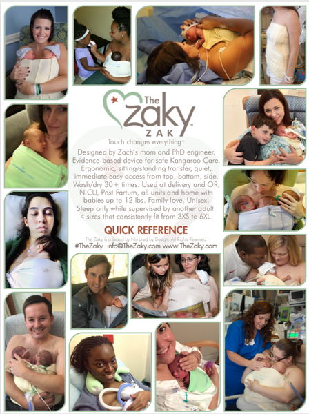 the Zaky ZAK Quick Reference