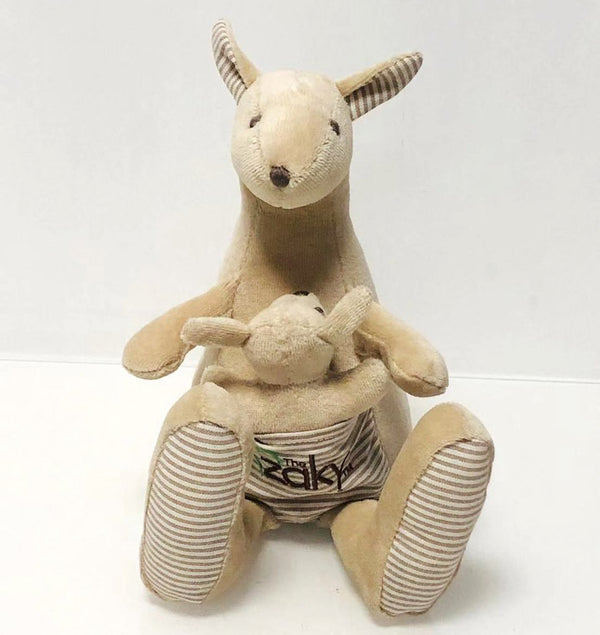 The Zaky Plush Toy for Kangaroo Care Day for NPN