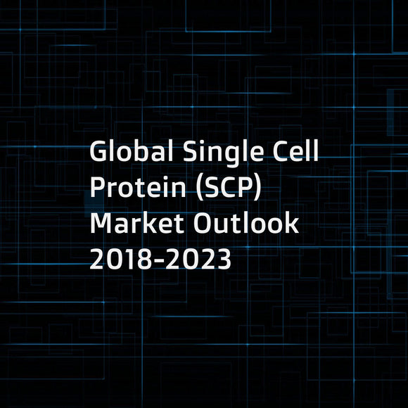 Global Single Cell Protein (SCP) Market Outlook 2018-2023