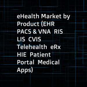 eHealth Market by Product (EHR  PACS & VNA  RIS  LIS  CVIS  Telehealth  eRx  HIE  Patient Portal  Medical Apps)  Services (Remote Patient Monitoring  Diagnostic Services) End User (Hospitals  Home Healthcare  Payers  Pharmacy) - Global Forecast to 2023