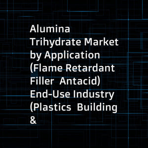 Alumina Trihydrate Market by Application (Flame Retardant  Filler  Antacid)  End-Use Industry (Plastics  Building & Construction  Paints & Coatings  Pharmaceuticals  Glass  Rubber)  and Region (APAC  North America  Europe  MEA) - Global Forecast to 2023