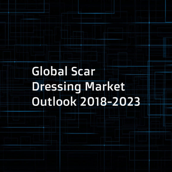 Global Scar Dressing Market Outlook 2018-2023