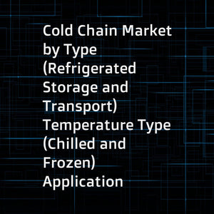 Cold Chain Market by Type (Refrigerated Storage and Transport)  Temperature Type (Chilled and Frozen)  Application (Dairy & Frozen Desserts  Meat  Fish  and Seafood  Fruits & Vegetables  Bakery & Confectionery)  and Region - Global Forecast to 2023