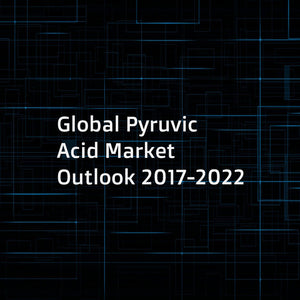 Global Pyruvic Acid Market Outlook 2017-2022