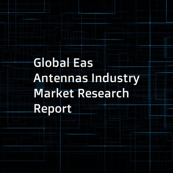 Global Eas Antennas Industry Market Research Report