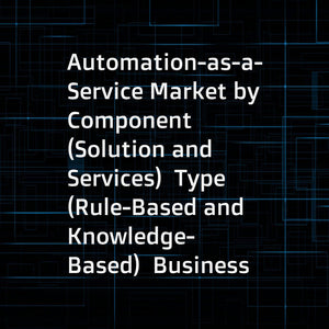Automation-as-a-Service Market by Component (Solution and Services)  Type (Rule-Based and Knowledge-Based)  Business Function  Deployment Model (Public Cloud  Private Cloud  and Hybrid Cloud)  Organization Size  Industry  and Region - Global Forecast to 2