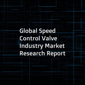 Global Speed Control Valve Industry Market Research Report