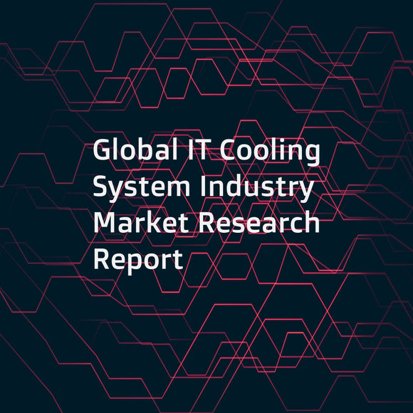 Global IT Cooling System Industry Market Research Report