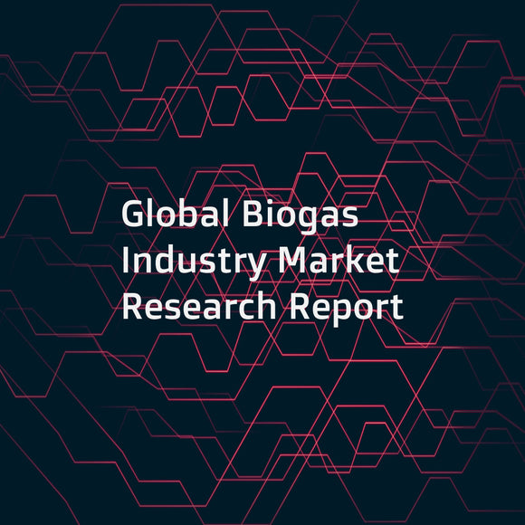 Global Biogas Industry Market Research Report