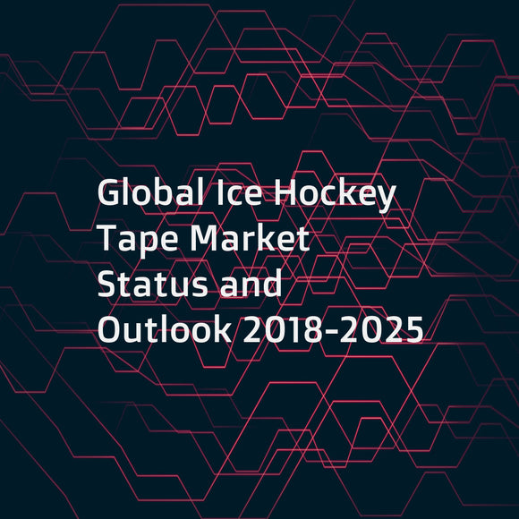 Global Ice Hockey Tape Market Status and Outlook 2018-2025