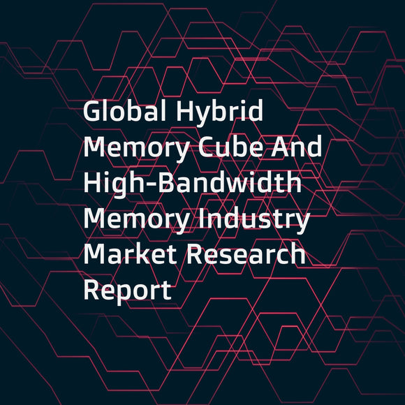 Global Hybrid Memory Cube And High-Bandwidth Memory Industry Market Research Report