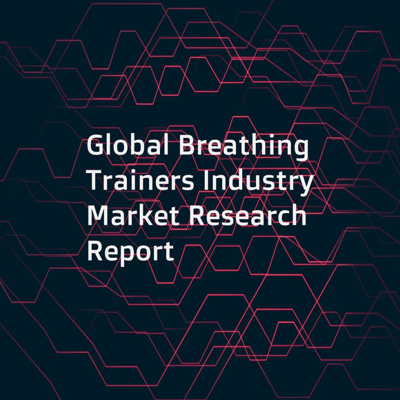 Global Breathing Trainers Industry Market Research Report
