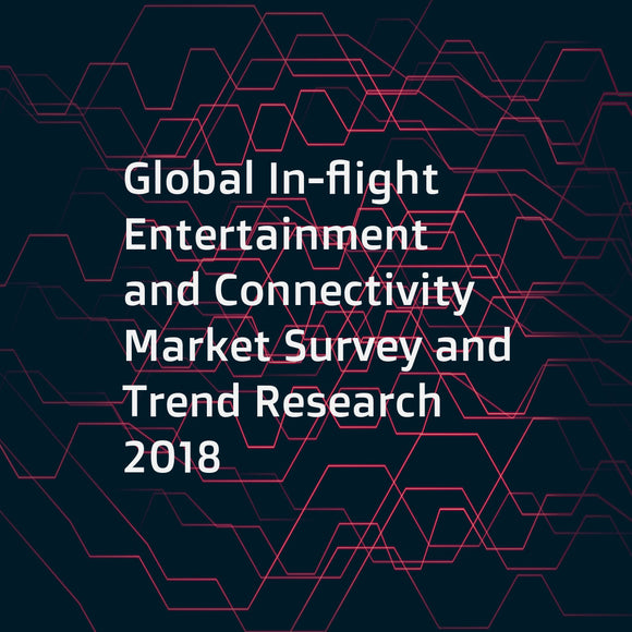 Global In-flight Entertainment and Connectivity Market Survey and Trend Research 2018