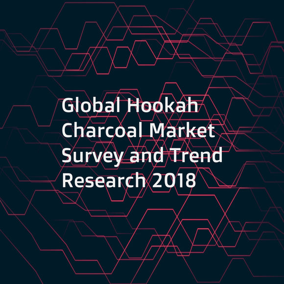 Global Hookah Charcoal Market Survey and Trend Research 2018