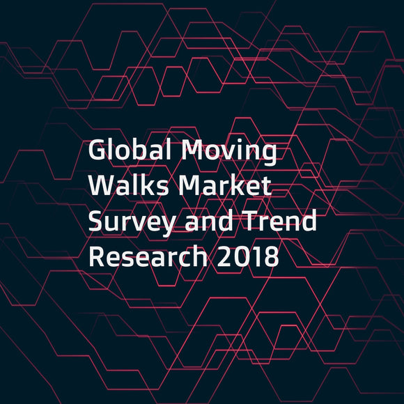 Global Moving Walks Market Survey and Trend Research 2018