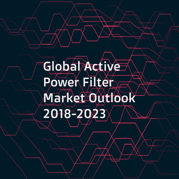 Global Active Power Filter Market Outlook 2018-2023