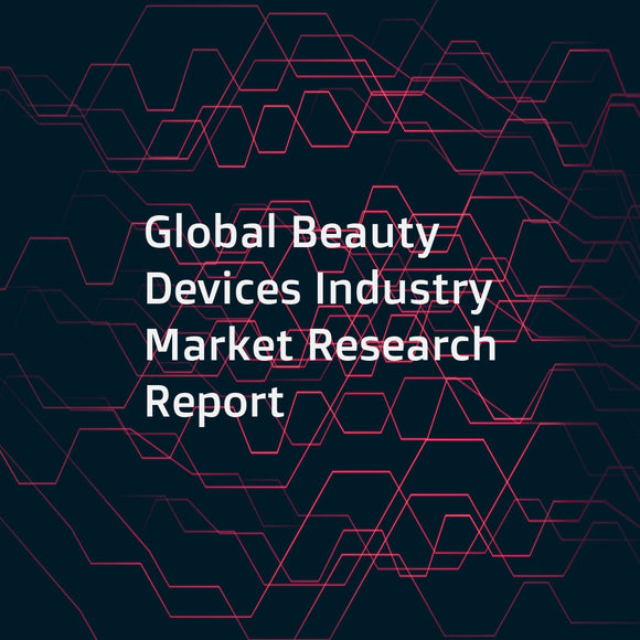 Global Beauty Devices Industry Market Research Report