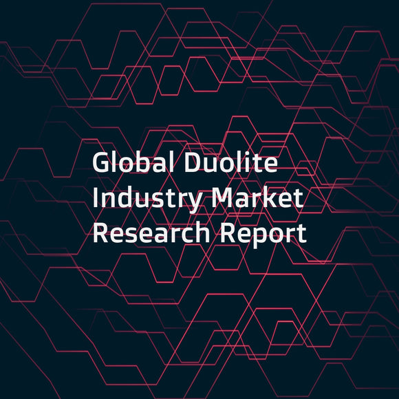 Global Duolite Industry Market Research Report