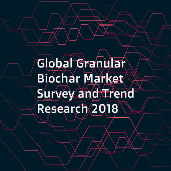 Global Granular Biochar Market Survey and Trend Research 2018