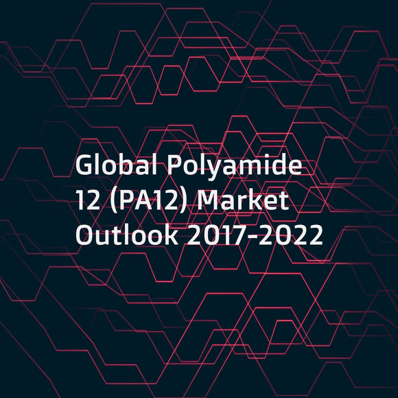 Global Polyamide 12 (PA12) Market Outlook 2017-2022