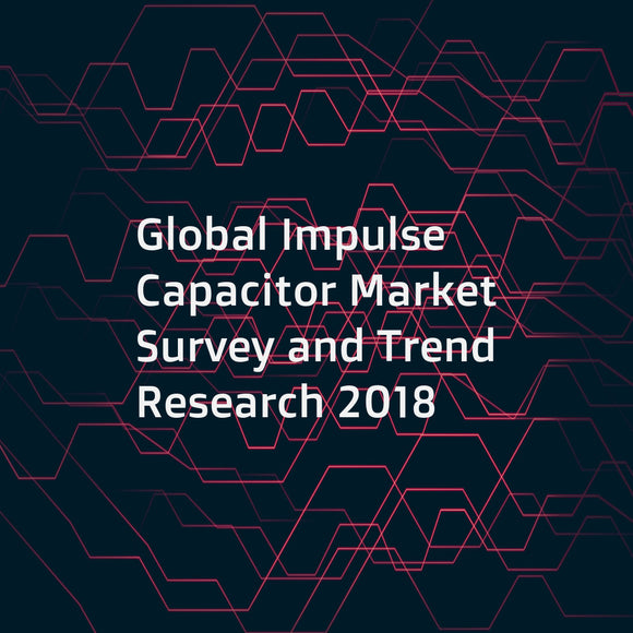 Global Impulse Capacitor Market Survey and Trend Research 2018