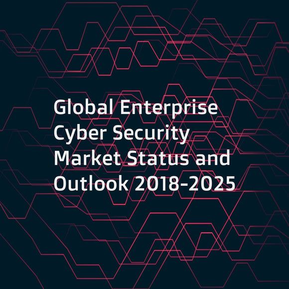 Global Enterprise Cyber Security Market Status and Outlook 2018-2025