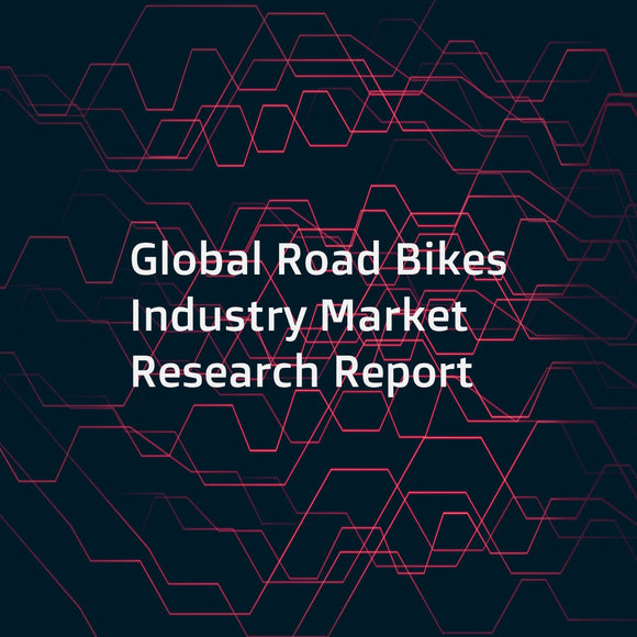 Global Road Bikes Industry Market Research Report