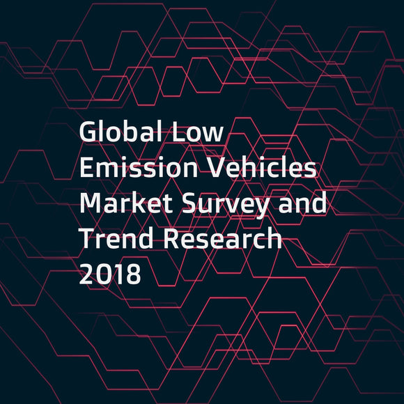 Global Low Emission Vehicles Market Survey and Trend Research 2018