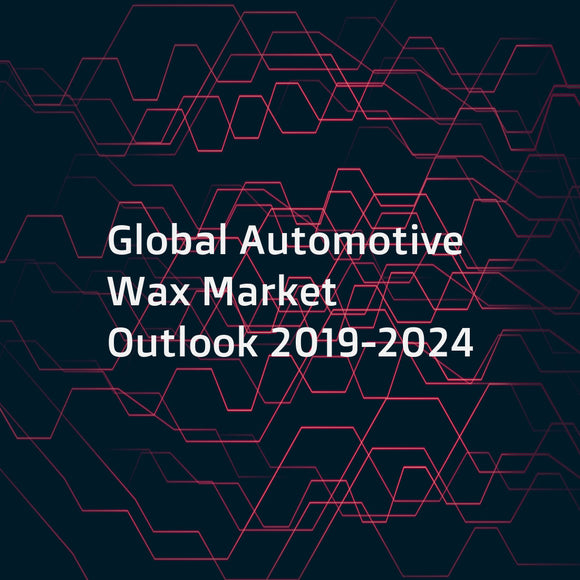 Global Automotive Wax Market Outlook 2019-2024
