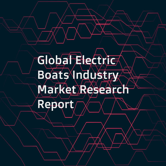 Global Electric Boats Industry Market Research Report