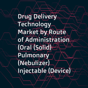 Drug Delivery Technology Market by Route of Administration (Oral (Solid)  Pulmonary (Nebulizer)  Injectable (Device)  Ocular (Liquid)  Topical (Solid)  Implantable (Active)  Transmucosal (Oral))  Patient Care Setting (Hospital  ASC) - Global Forecast to 2