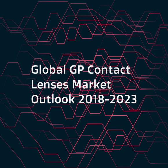 Global GP Contact Lenses Market Outlook 2018-2023