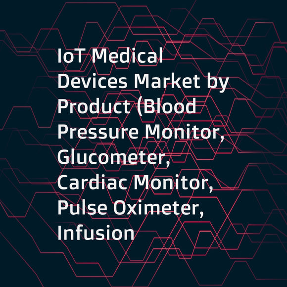 IoT Medical Devices Market by Product (Blood Pressure Monitor, Glucometer, Cardiac Monitor, Pulse Oximeter, Infusion Pump), Type (Wearable, Implantable Device), Connectivity Technology (Bluetooth, Wifi), End User (Hospital) - Global Forecast to 2023