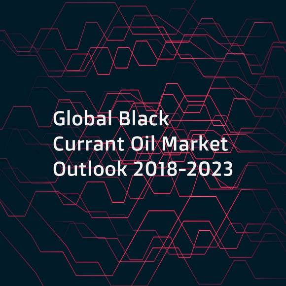 Global Black Currant Oil Market Outlook 2018-2023