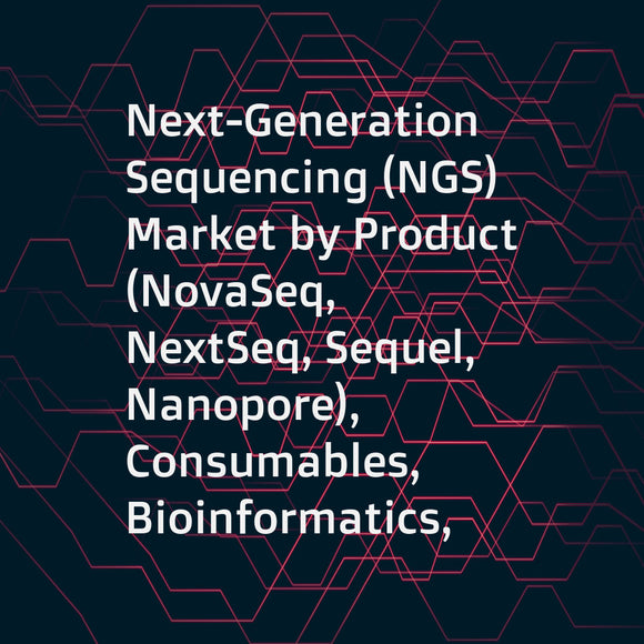 Next-Generation Sequencing (NGS) Market by Product (NovaSeq, NextSeq, Sequel, Nanopore), Consumables, Bioinformatics, Services (Exome, RNA, DeNovo), Technology (Ion, SMRT), Application (Diagnostics, Cancer), End User (Academia) - Global Forecasts to 2024