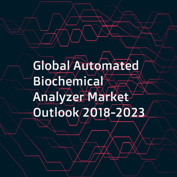 Global Automated Biochemical Analyzer Market Outlook 2018-2023