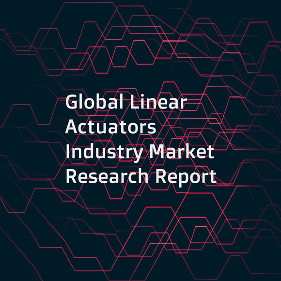 Global Linear Actuators Industry Market Research Report