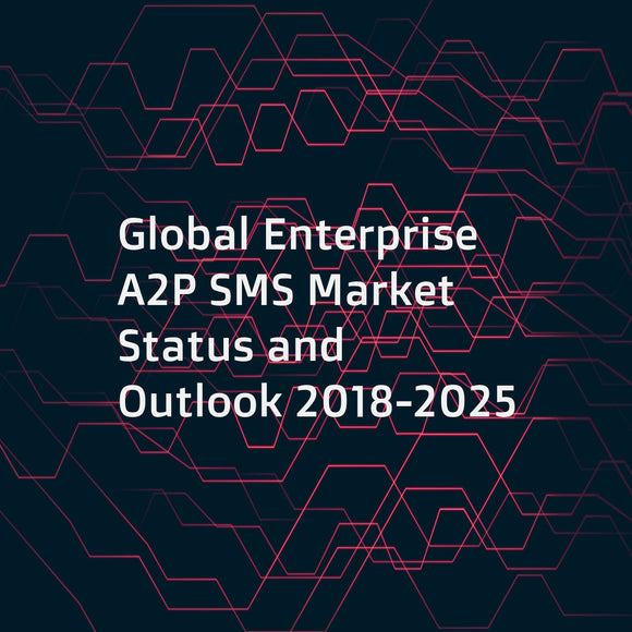 Global Enterprise A2P SMS Market Status and Outlook 2018-2025