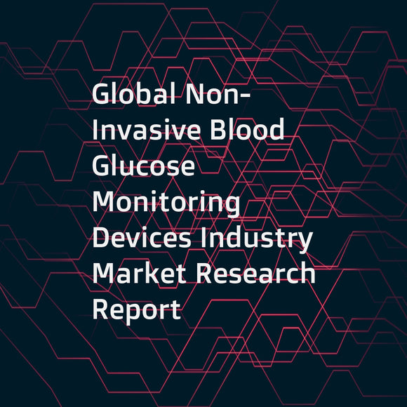 Global Non-Invasive Blood Glucose Monitoring Devices Industry Market Research Report