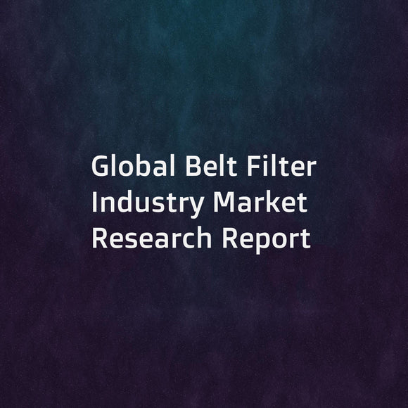 Global Belt Filter Industry Market Research Report