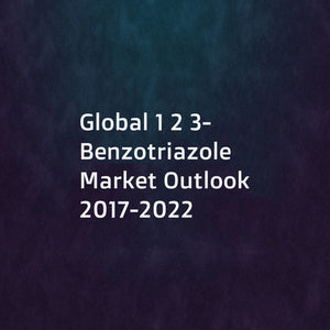 Global 1 2 3-Benzotriazole Market Outlook 2017-2022