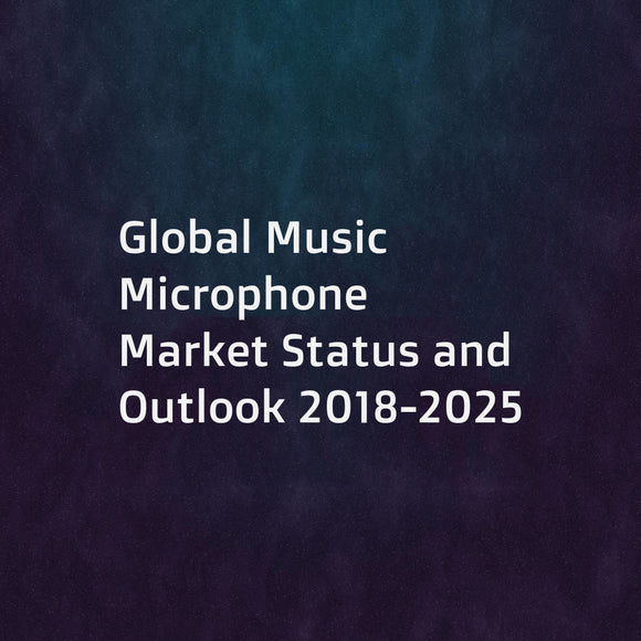 Global Music Microphone Market Status and Outlook 2018-2025