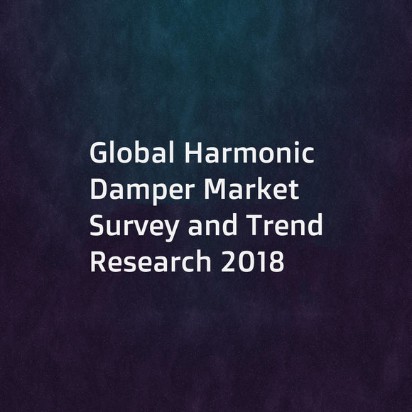Global Harmonic Damper Market Survey and Trend Research 2018
