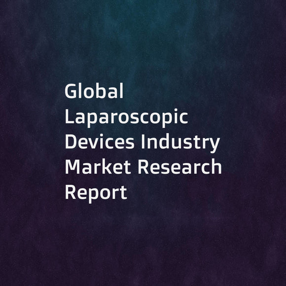 Global Laparoscopic Devices Industry Market Research Report