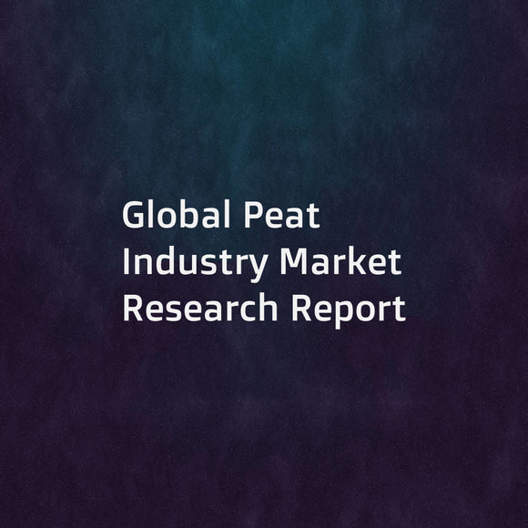 Global Peat Industry Market Research Report